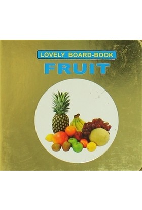 Fruit Lovely Board-Book