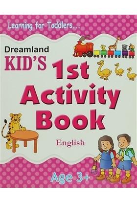 Dreamland Kid's 1st Activity Book: English (3)
