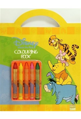 Disney Winnie the Pooh - Colouring Book