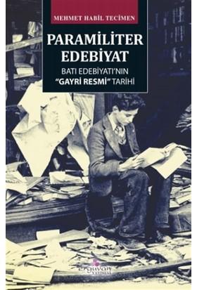 Paramiliter Edebiyat