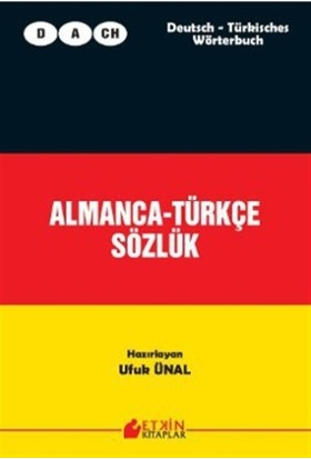 Almanca - Türkçe Sözlük