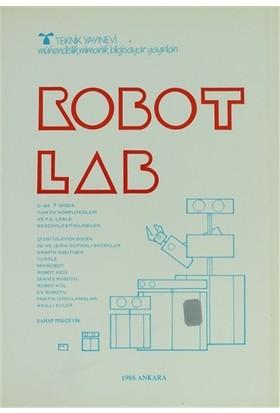 Robot Lab - Şahap Pekçevik