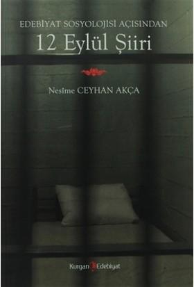 Edebiyat Sosyolojisi Açısından 12 Eylül Şiiri