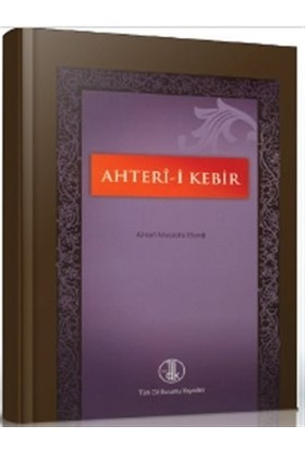 Ahteri-i Kebir