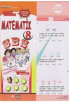 SBS İlk Öğretim 8 Matematik Yaprak Testleri