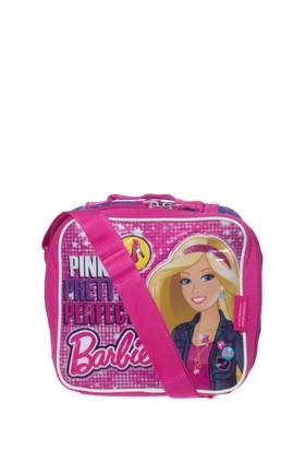 Barbie Çocuk Beslenme Çantası 62704 Pembe 23*21*8