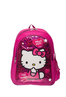 Hello Kitty Çocuk Okul Çantası 88065 Pembe 28*40*14