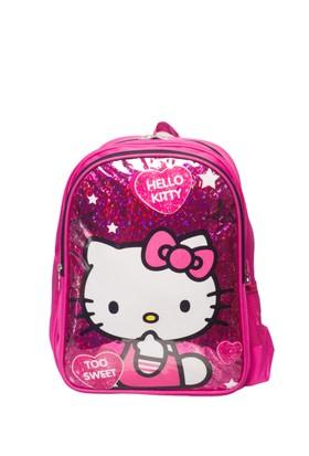 Hello Kitty Çocuk Okul Çantası 88066 Pembe 28*40*14