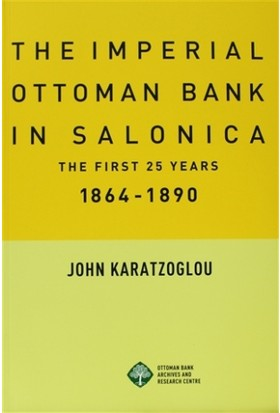 The Imperial Ottoman Bank In Salonica