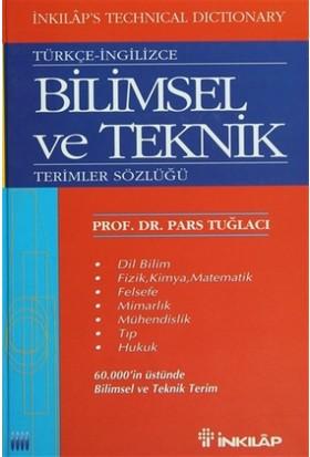 Türkçe - İngilizce Bilimsel ve Teknik Terimler Sözlüğü