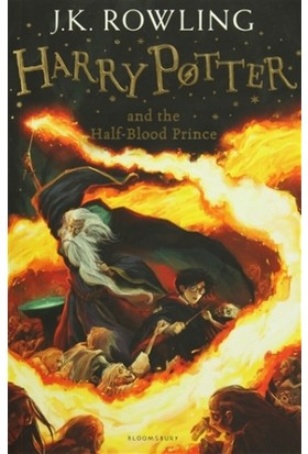 Harry Potter and Half-Blood Prince - J. K. Rowling