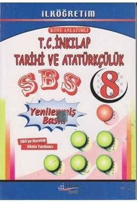SBS T.C. İnkılap Tarihi ve Atatürkçülük İlköğretim 8 Konu Anlatımlı