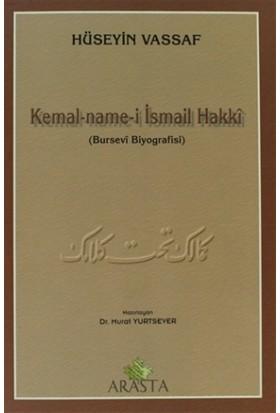 Kemal-Name-i İsmail Hakkı