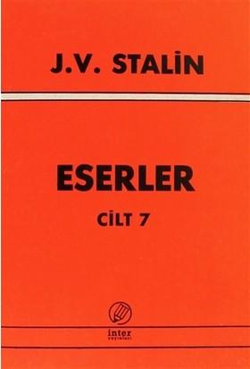 J. V. Stalin Eserler Cilt 7