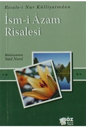 İsm-i Azam Risalesi (Mini Boy)