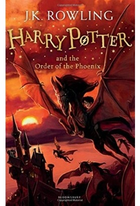 Harry Potter And Order Of The Phoenix - J. K. Rowling