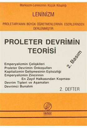 Proleter Devrimin Teorisi