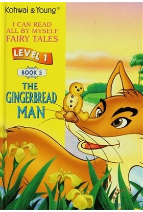 The Gingerbread Man Level 1 - Book 5