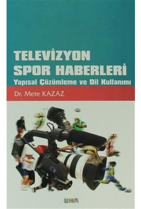 Televizyon Spor Haberleri