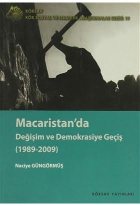 Macaristan'da Değişim ve Demokrasiye Geçiş ( 1989-2009 )