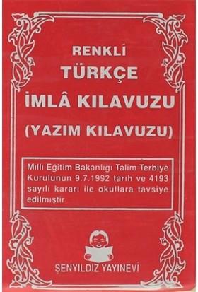 Türkçe İmla Kılavuzu