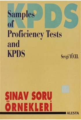 Samples Of Proficiency Tests And KPDS