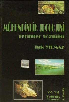 Mühendislik Jeolojisi Terimler Sözlüğü