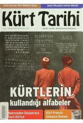 Kürt Tarihi Dergisi Sayı: 5