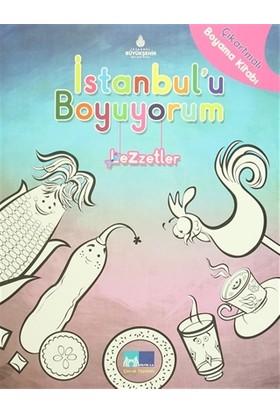 İstanbul'u Boyuyorum Lezzetler