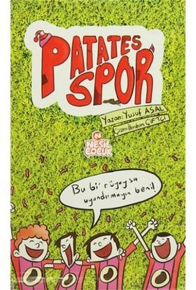 Patates Spor (5 Kitap Takım Kutulu) - Yusuf Asal