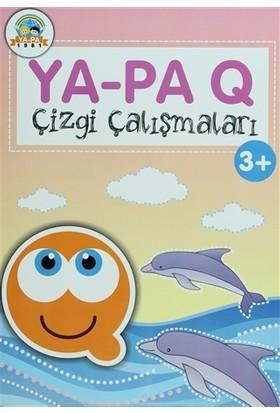 Ya-Pa Q Çizgi Çalışmaları (3+) - Berkay Dinç Deligöz