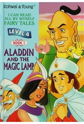 Aladdin and The Magic Lamp Level 4 - Book 1