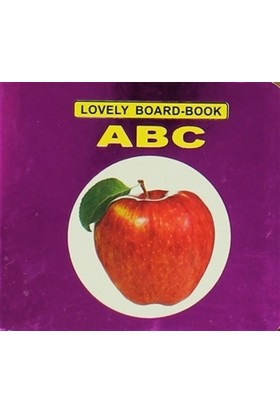 Abc Lovely Board-Book