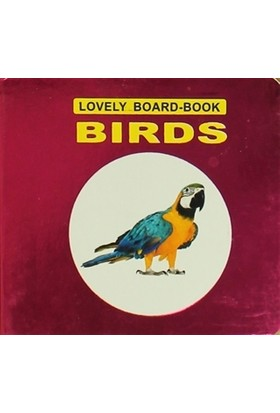 Birds Lovely Board-Book