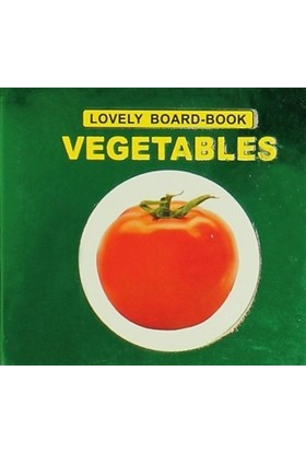 Vegetables Lovely Board-Book