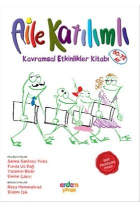 Aile Katılımlı - Kavramsal Etkinlikler Kitabı (60-72 Ay) - Emine Çakıcı