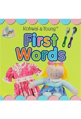 First Words (Chunky Board Book)