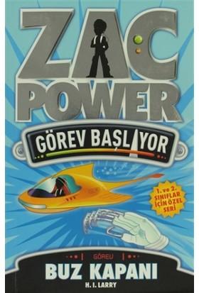 Zac Power Görev Başlıyor - Buz Kapanı