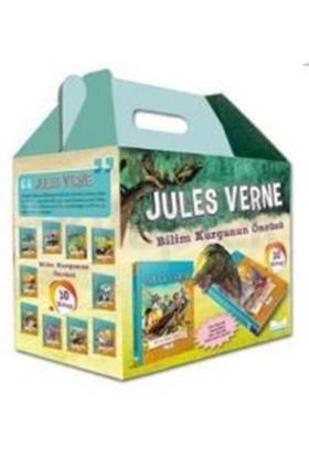 Jules Verne Serisi (10 Kitap Takım) - Jules Verne