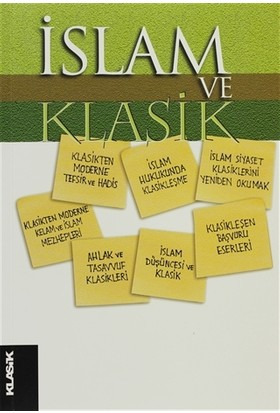 İslam ve Klasik