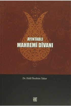 Ayıntablı Mahremi Divanı