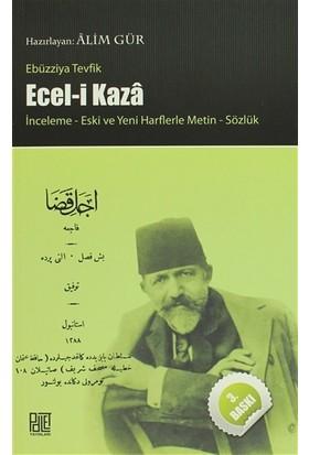 Ecel-i Kaza