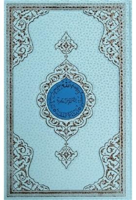 Benim Kur'anım (Rahle Boy-Mavi Kapak)