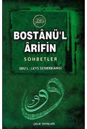 Bostanü'l-Arifin - Sohbetler
