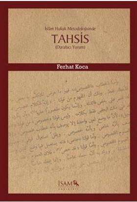 İslam Hukuk Metodolojisinde Tahsis