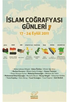 İslam Coğrafyası Günleri 1