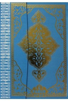Kur'an-ı Kerim ve Elifbası (Orta Boy - Kuran-004)
