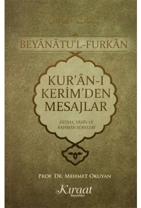 Kur'an-ı Kerim'den Mesajlar 1 - Mehmet Okuyan