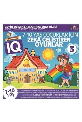 7-10 Yaş Çocuklar İçin IQ Zeka Geliştiren Oyunlar 3