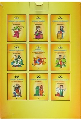 Çocuk Seti - Kürtçe (20 Kitap Takım)